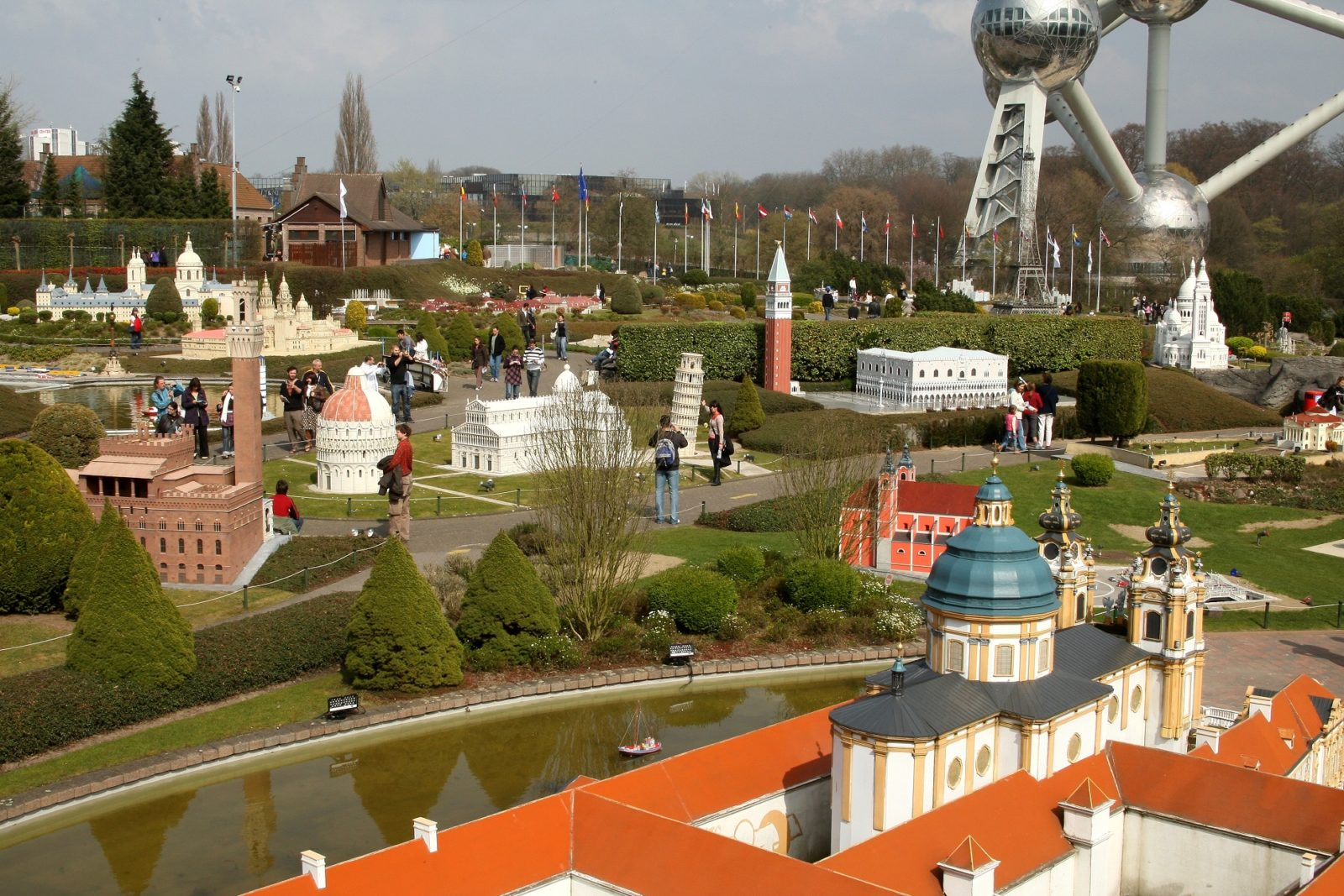 Image result for mini-europe brussels